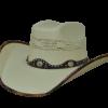 Sombrero Artesanal 10x 8 segundos Natural