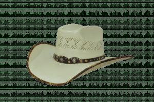 Sombrero Artesanal 15x 8 segundos Natural