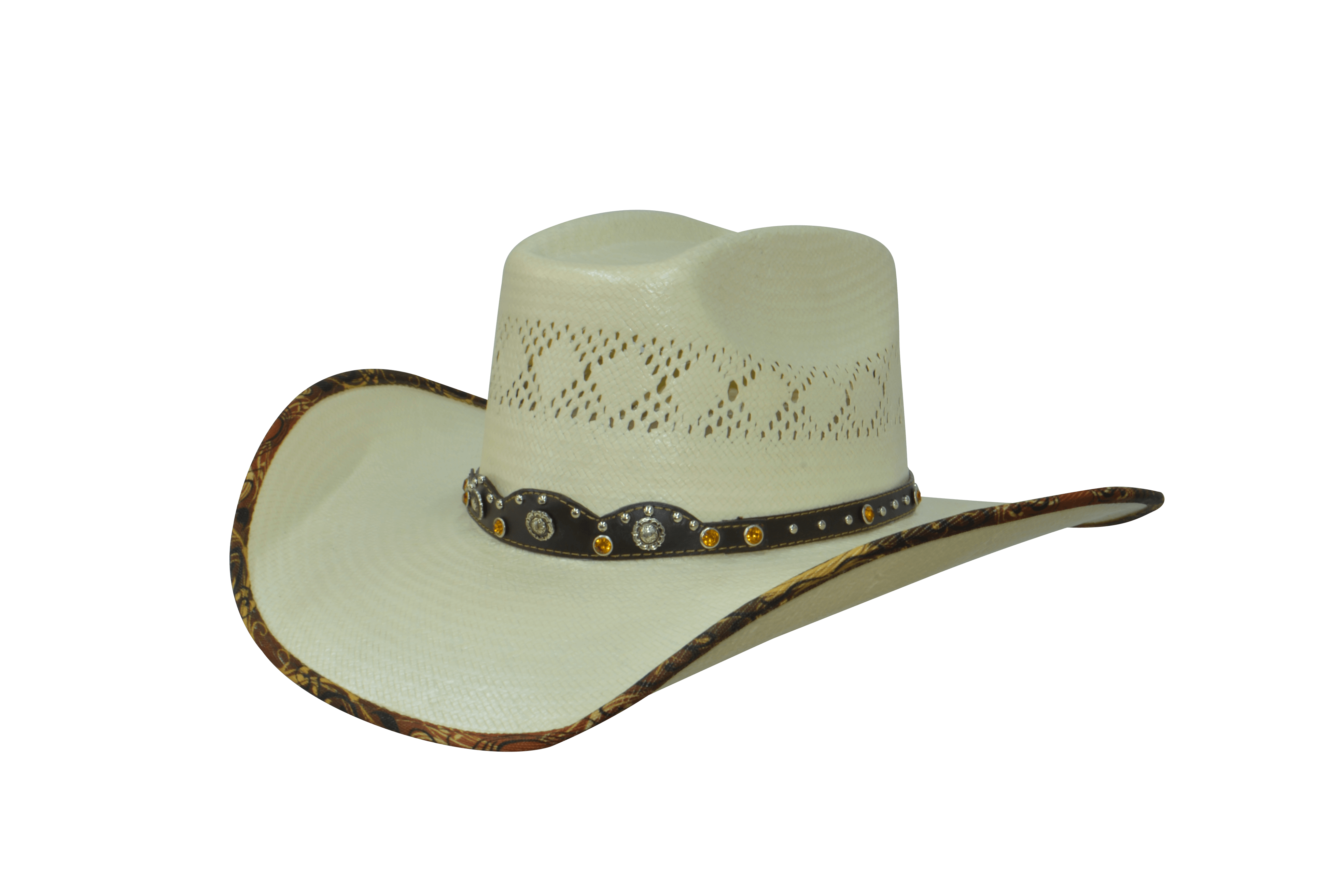 Sombrero Artesanal 15x 8 segundos Natural – Tombstone Sombreros Vaqueros 15e1b86b6ce