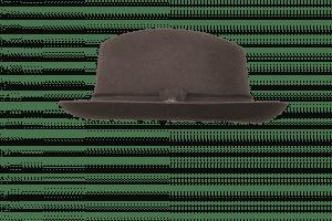 Sombrero banquera 20 estrellas shepia