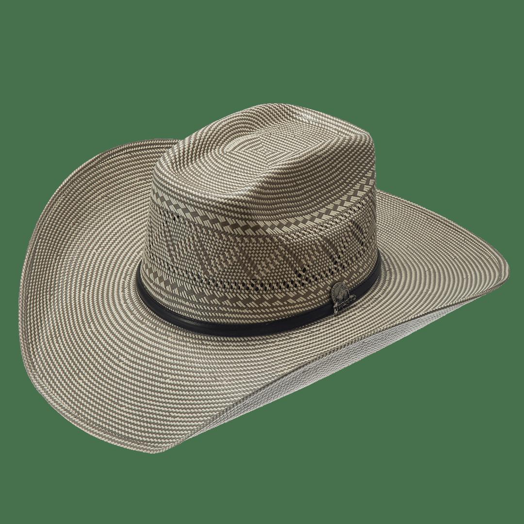 dbcc7bb575 Sombrero Artesanal 30x 8 Segundos Natural-Gris – Tombstone Sombreros ...