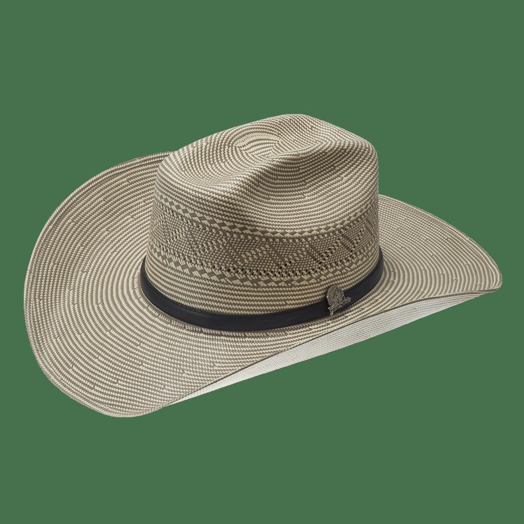 2390cd2fb5 Sombrero Artesanal 30x Cowboy Bicolor Natural-Gris – Tombstone ...