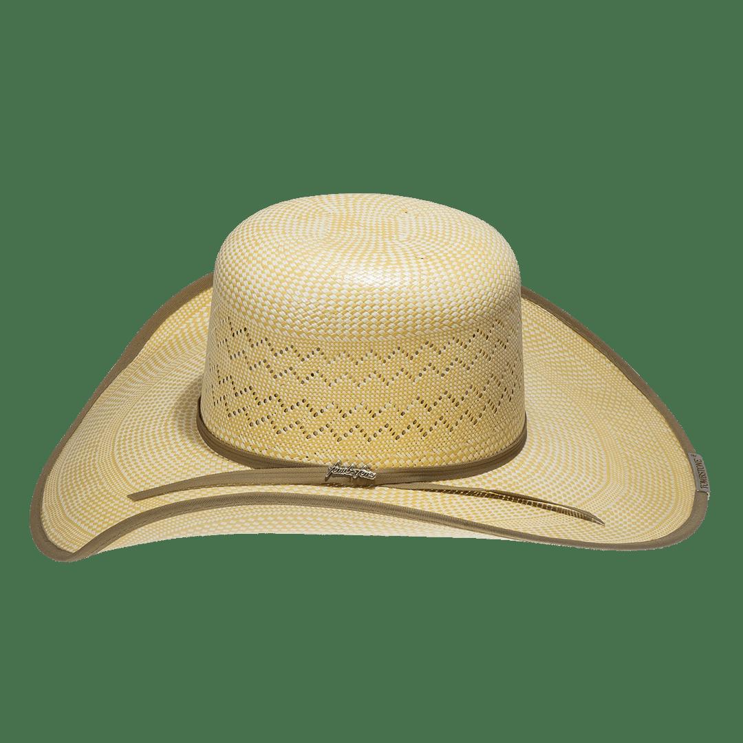 13f6c0861e Sombrero Artesanal 30x Ultimate Bicolor Natural-Amarillo – Tombstone ...