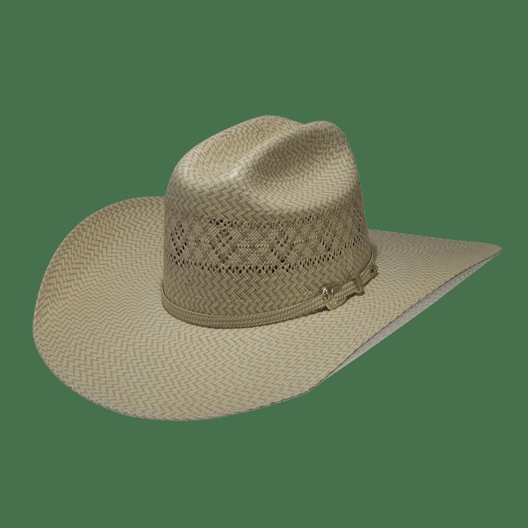 d46ea1ce4d Sombrero Artesanal 30x Iron Cowboy Bicolor Natural-Beige RDA-0722 ...
